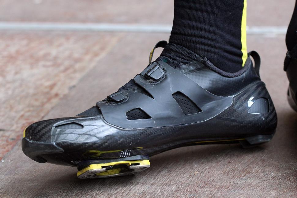 Mavic Comete shoes - instep.jpg