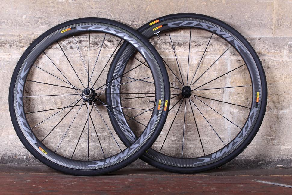 Review Mavic Cosmic Pro Carbon Sl C Wheelset Road Cc