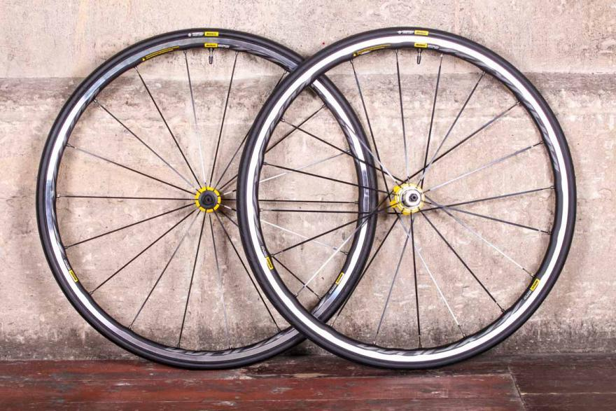 Mavic Ksyrium Sl/'s Silver Rear HUB Bicycle Ceramic Ball Bearing set