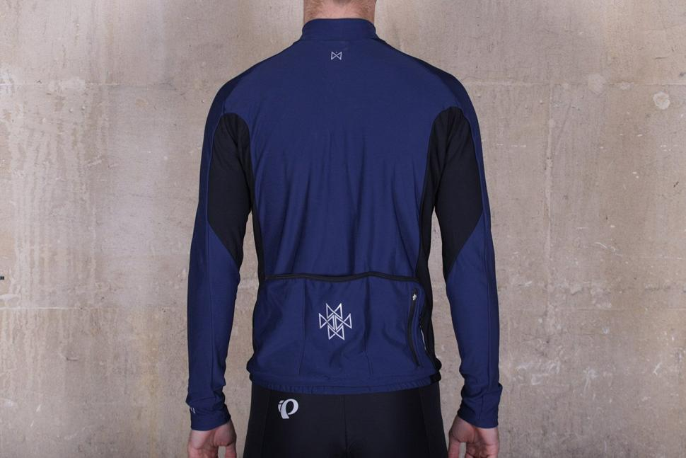 Merlin Sport Long Sleeved Cycling Jersey - back.jpg
