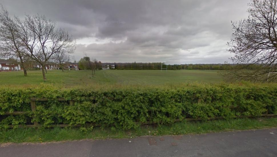 Newhouse Farm playing fields (taken from StreetView).jpg