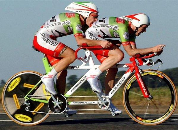 Rare Racing Tandem Stolen From Record Breaking Pairs Home