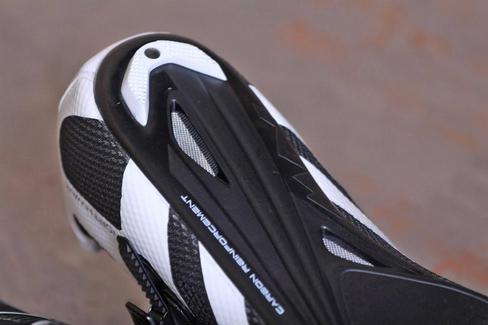 Northwave Sonic 2 SRS Shoes - sole heel.jpg