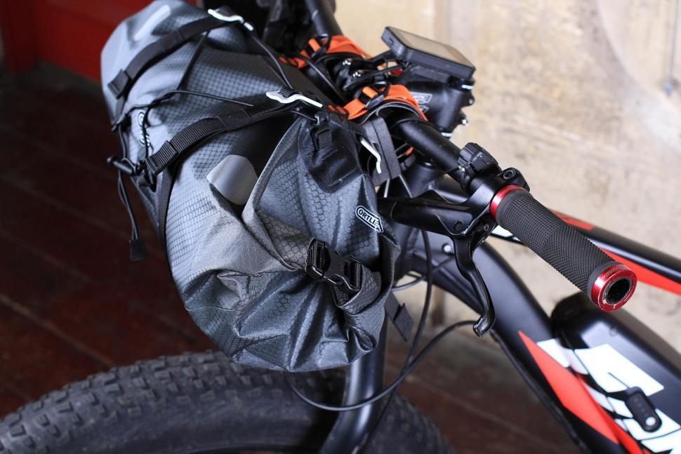 Orlieb Handlebar Pack - on bike end.jpg