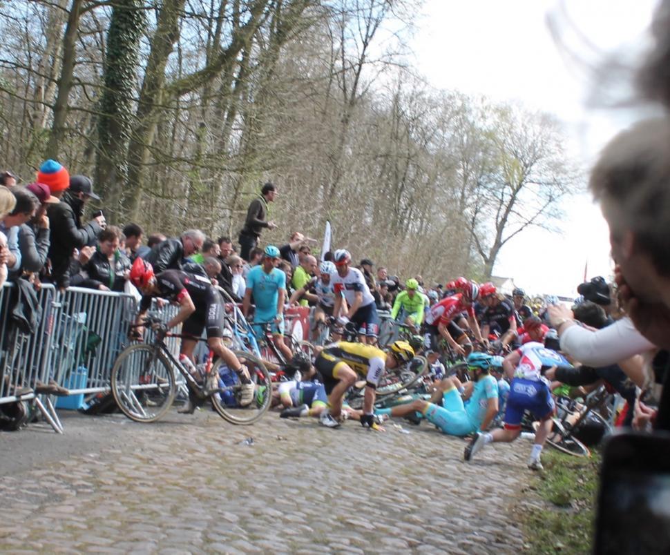 the madness of parisroubaix roadcc