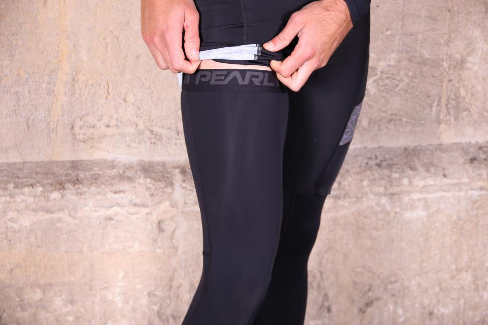 Pearl Izumi Elite Thermal Leg Warmers - cuff.jpg