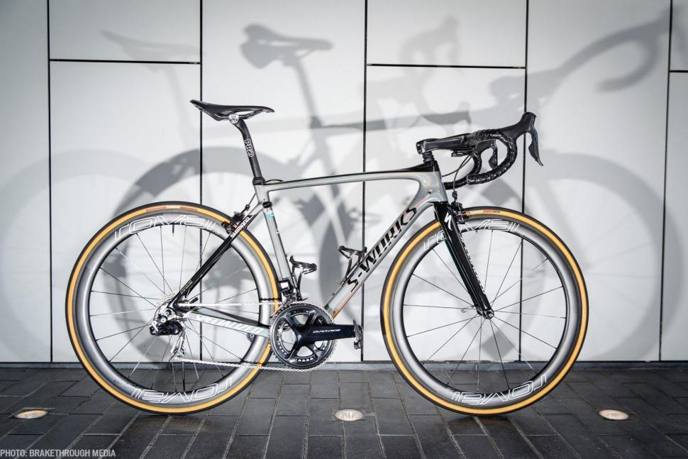 Pro Bike Peter Sagan S Paris Roubaix Specialized S Works