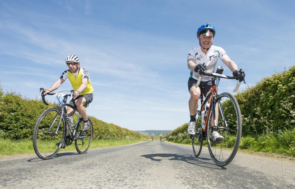 PWC Yorkshire Cycle Ride Sportive (CC BY 2.0 Allan McKenzie).jpg