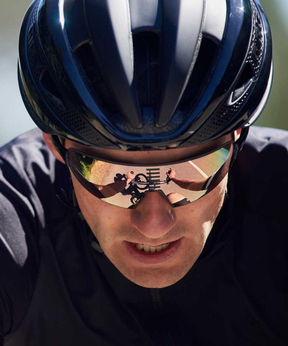 Rapha Launches Pro Team Flyweight Glasses Road Cc