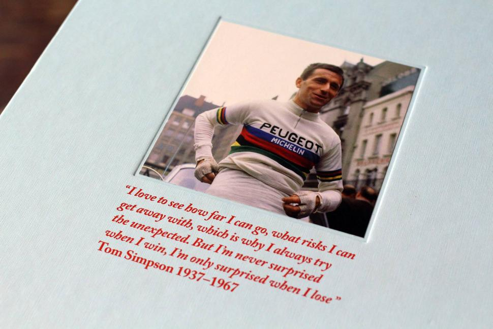 Rapha Tom Simpson - Bird On The Wire Book - back.jpg
