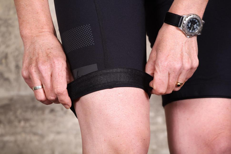 Rapha Women's Brevet Bib Shorts - gripper.jpg