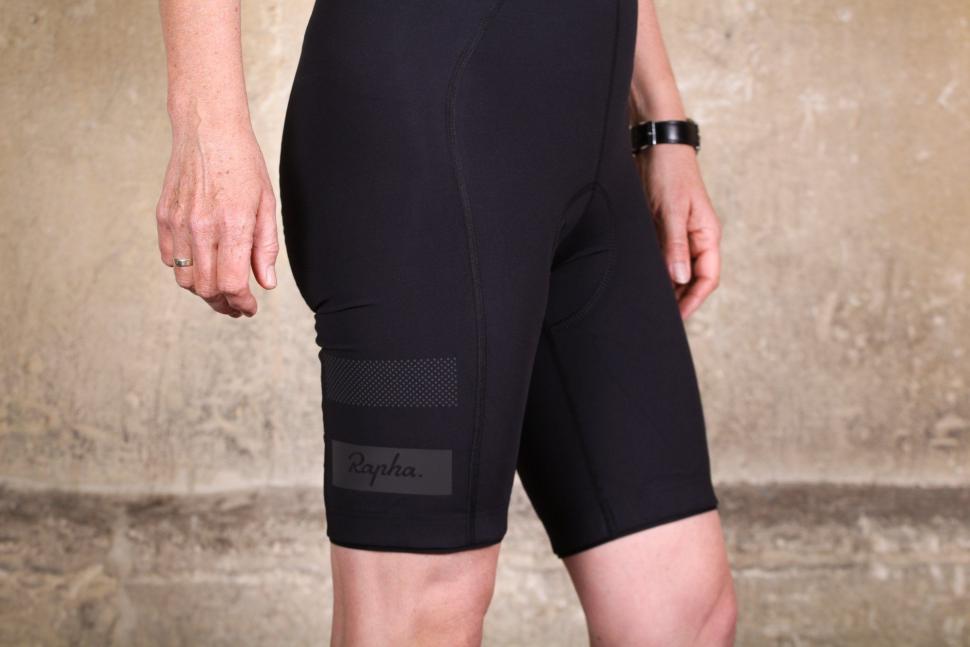 Rapha Women's Brevet Bib Shorts - side.jpg