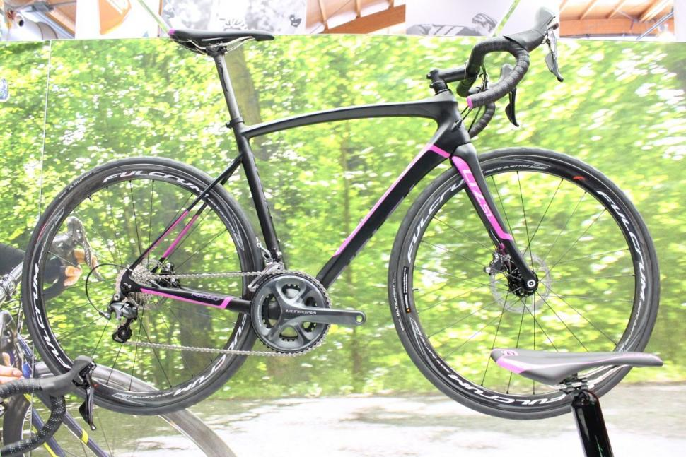Ridley Launches Disc Brake Noah Sl And Fenix Sl Road Bikes