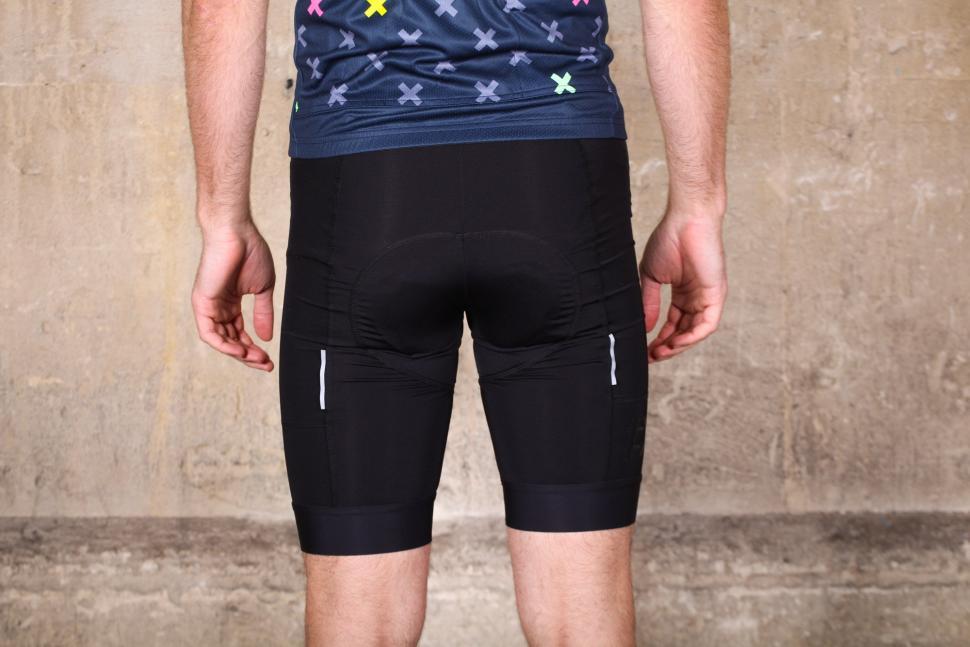 Rule #XIV Mens #M Series Bib Shorts - back.jpg
