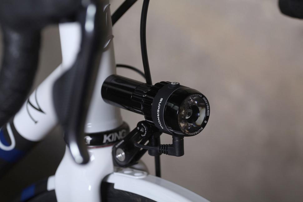 Saffron Frameworks custom winter bike - front light.jpg