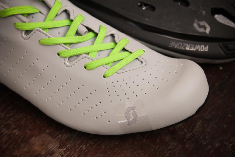 Scott Road Comp Lace Shoes - toe.jpg