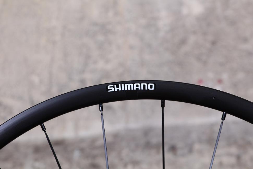 Shimano RX31 wheelset - rim detail 2.jpg