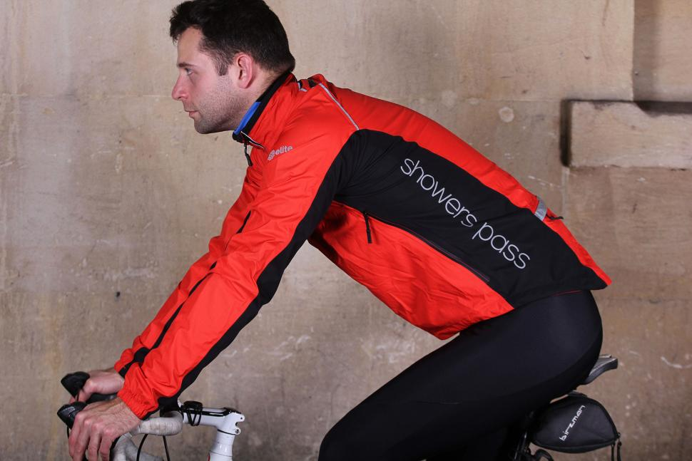 Showers Pass Spring Classic Jacket - riding.jpg