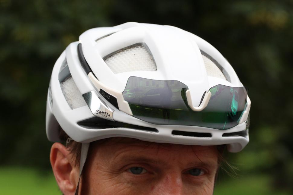Review Smith Overtake Mips Helmet 2017 Road Cc