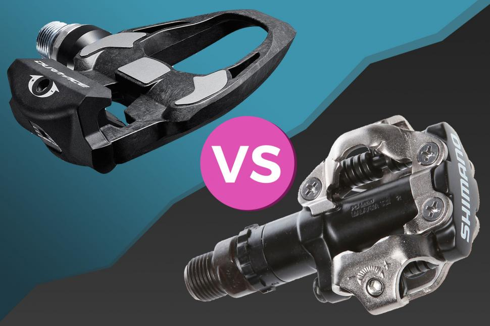 SPD-SL vs SPD: which clipless pedal system is better for the riding you do? | road.cc