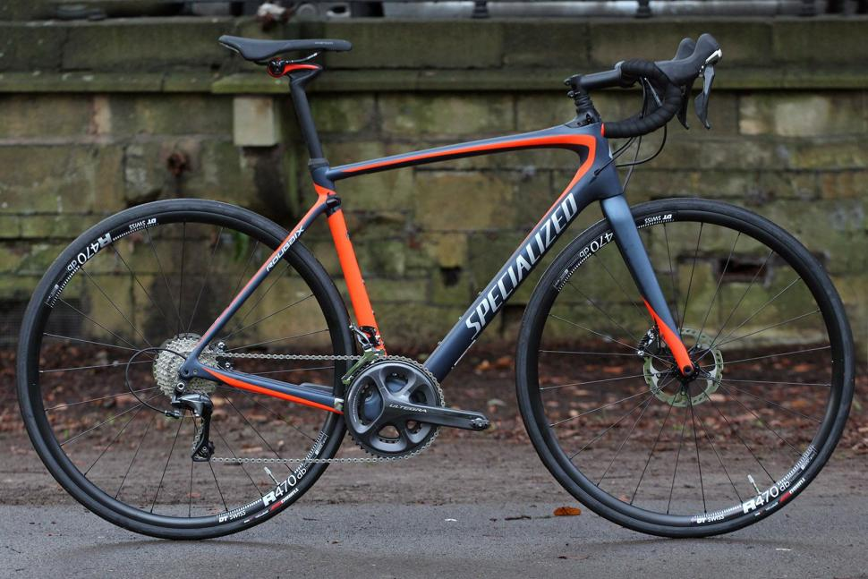 Review Specialized Roubaix Expert 2017 roadcc