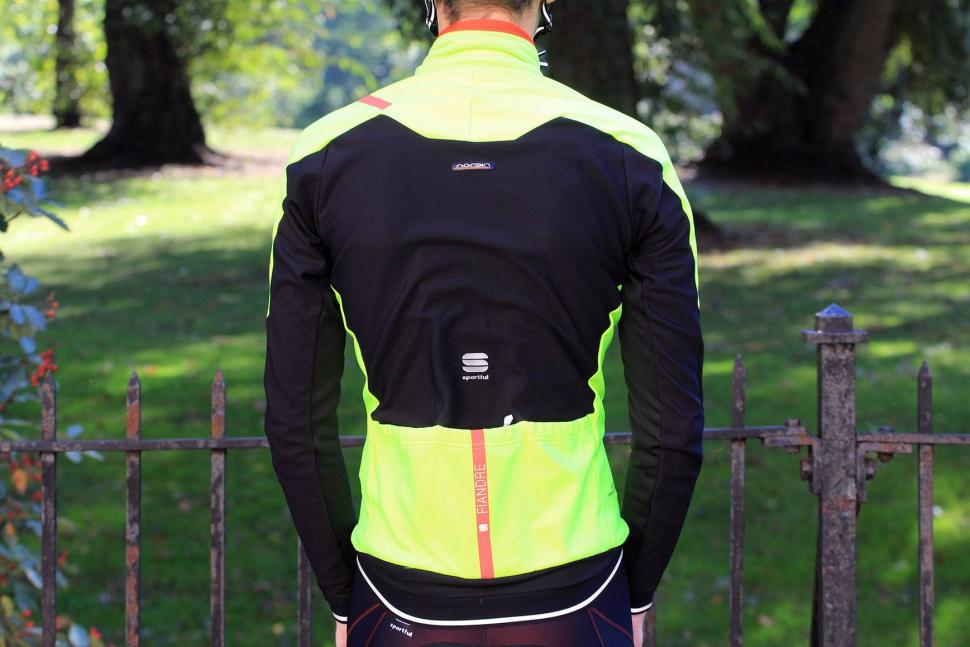 Cycling Rain Jacket