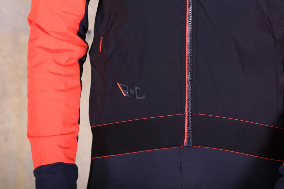 Sportful R and D Light Jacket - hem.jpg