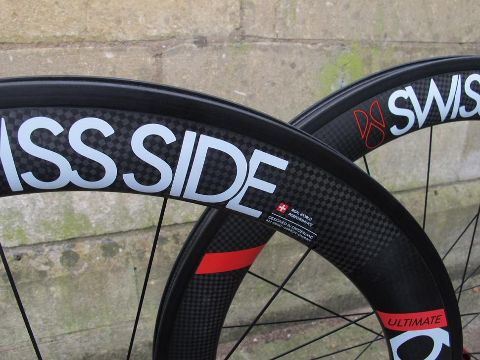 Swissside Hadron Ultimate 625 wheel set - rim detail.jpg