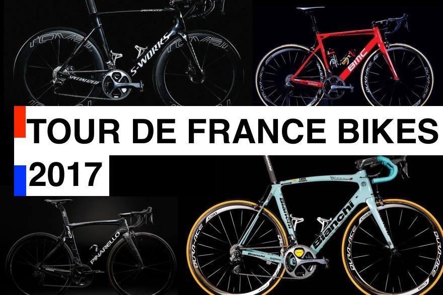 Tour de France bikes 2017 | road.cc