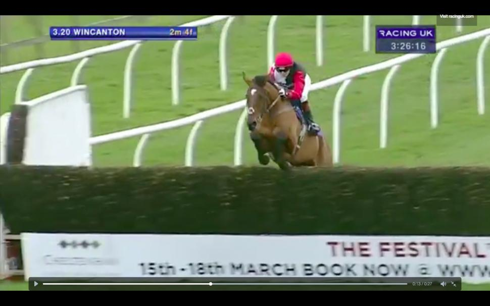 Victoria Pendleton wins at Wincanton (Racing UK video screenshot).png