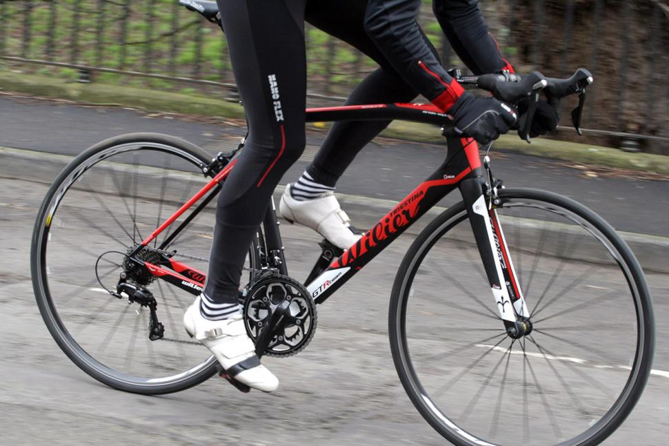 Review Wilier Gtr Team Endurance 105 Road Cc