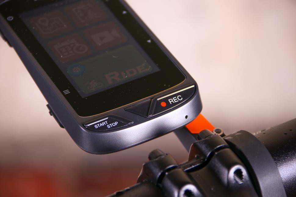 Xplova X5 Evo Smart Video Cycling Computer - buttons.jpg