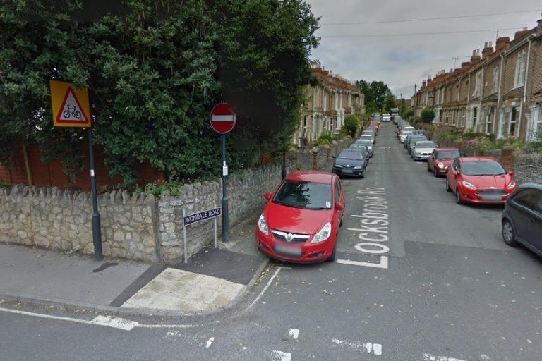 Avondale Road and Locksbrook Road (via StreetView).jpg