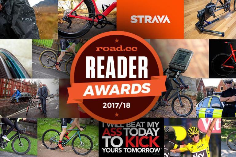 reader's choice award header 2018