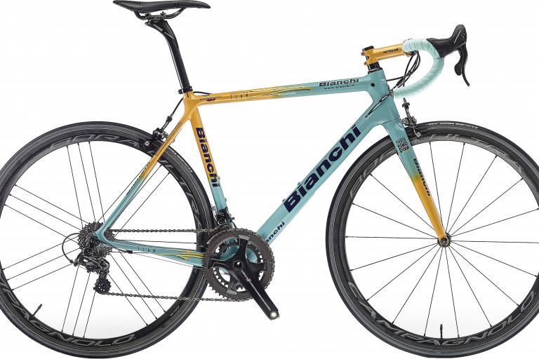 Bianchi Pantani full bike