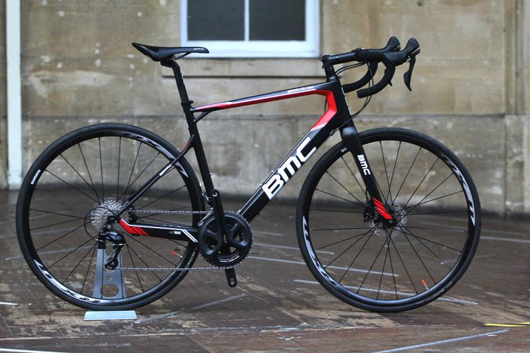 BMC GF01 Disc - full bike - exposure corrected so you can actually see it