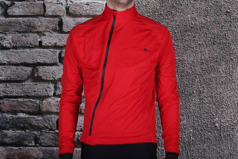 Red Echelon Jacket