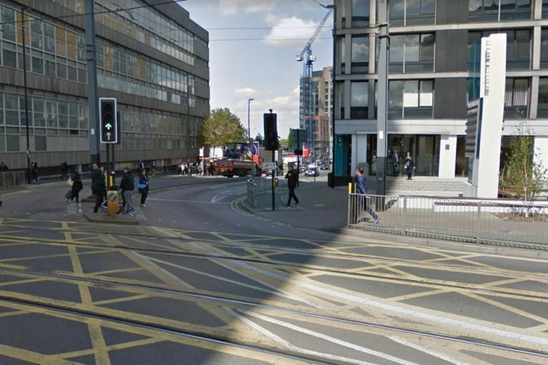 Cherry Orchard Road and Addiscombe Road, Croydon (via StreetView).jpg