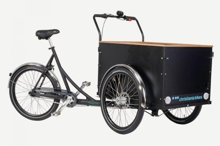 Christiania cargo bike (London Green Cycles).jpg