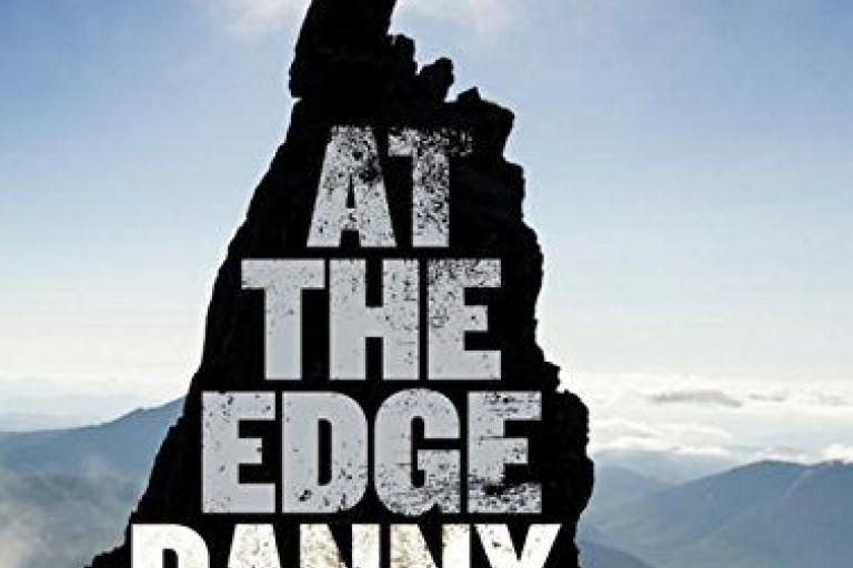 Danny MacAskill At the Edge book cover