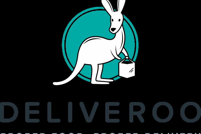 Deliveroo logo (colour, text underneath, English tagline, 1200x1200px).png