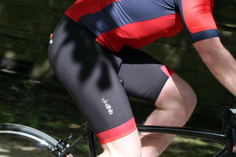dhb Aeron bib shorts - riding.jpg