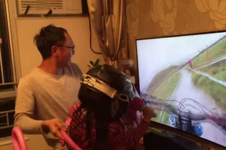 Fort William DIY virtual reality video still (via Reddit).JPG