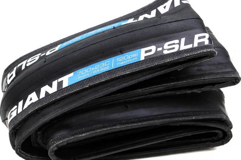 Giant P SLR1 tyre.