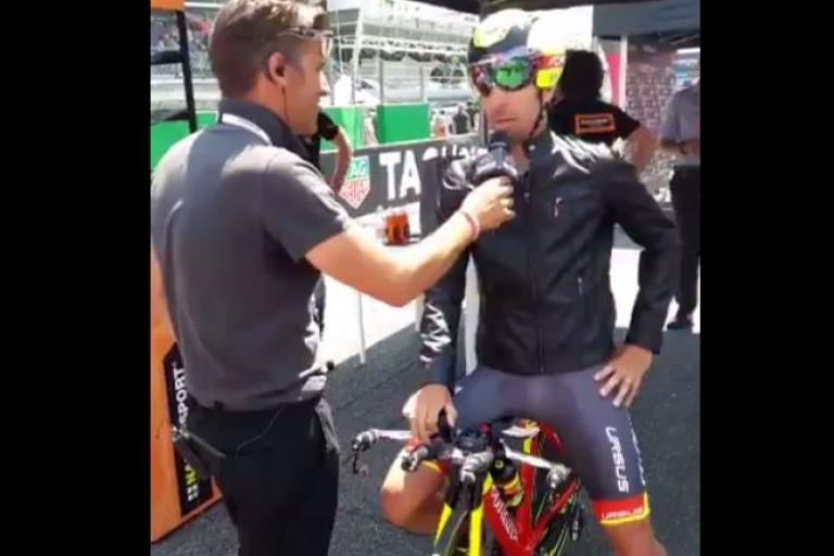 Giuseppe Fonzi in black leather biker jacket.JPG