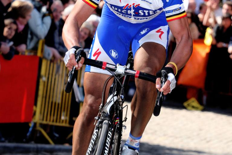 Stijn DeVolder Tour of Flanders © Photosport Intl