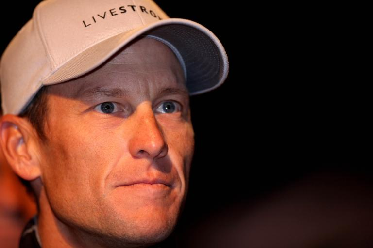 Lance Armstrong (pic courtesy Photosport International)