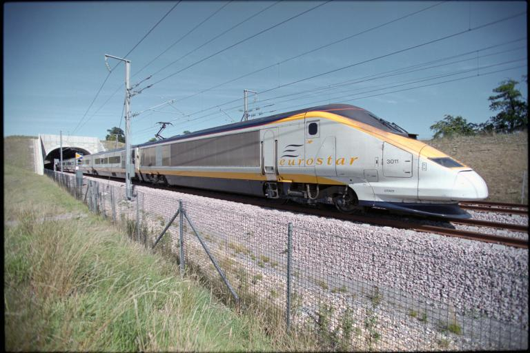 Eurostar announce increase in cycle traffic