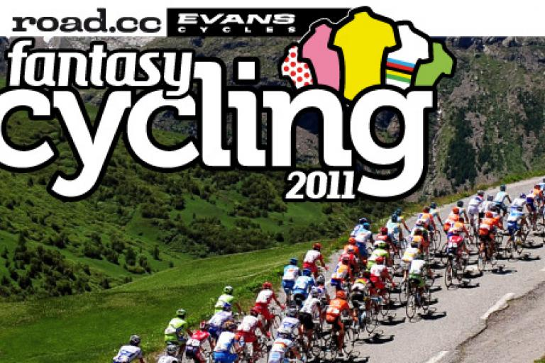 Fantasy Cycling 2011 with road.cc and Evans Cycles