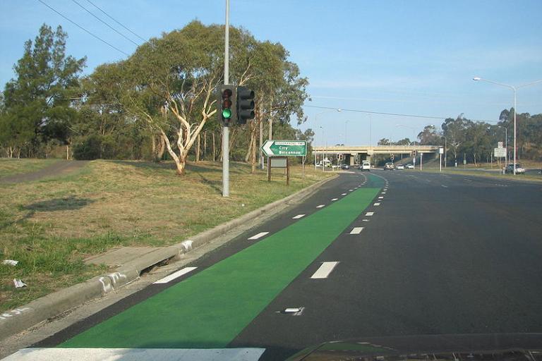 Canberra bicycle lane.jpg